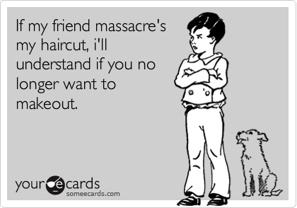 If my friend massacre's