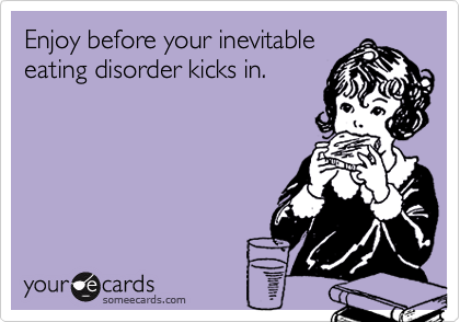 Enjoy before your inevitable