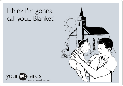 I think I'm gonna 