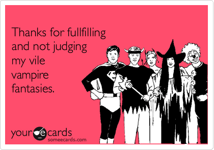 Thanks for fullfilling 