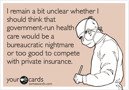 I remain a bit unclear whether I should think that