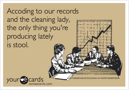 Accoding to our records