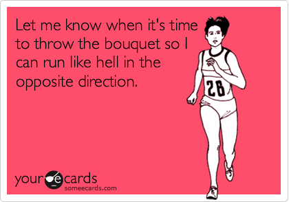 Let me know when it's time
