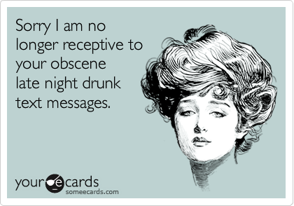 Sorry I am no