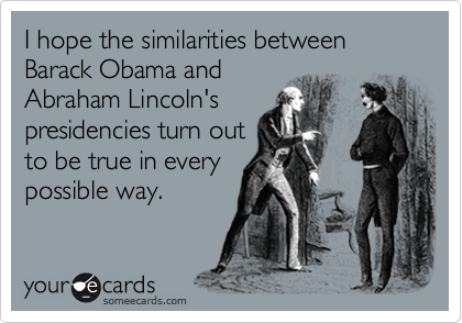 I hope the similarities between