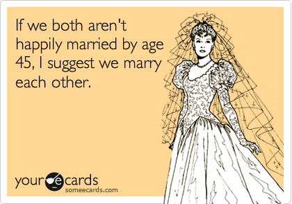 If we both aren't