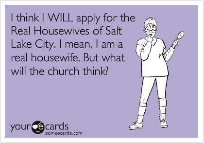 I think I WILL apply for the