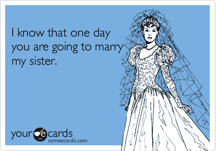 I know that one day 