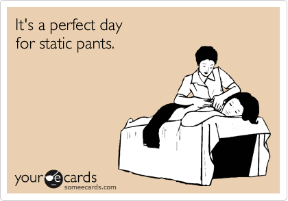 It's a perfect day 
