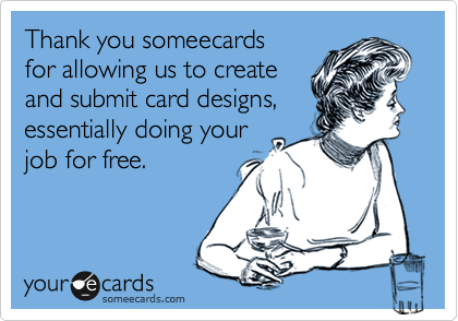 Thank you someecards 