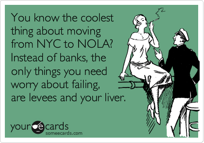 You know the coolest