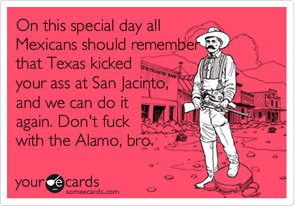 On this special day all