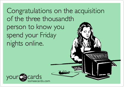 Congratulations on the acquisition of the three thousandth