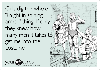 Girls dig the whole