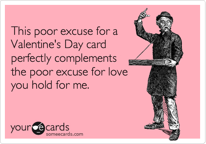 This poor excuse for a 