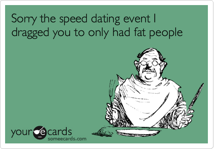 ECard Speed ​​Dating