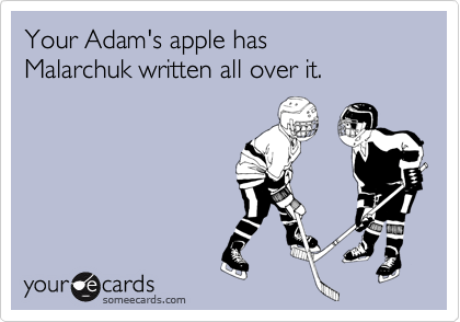 Your Adam's apple has 