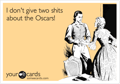 I don't give two shits