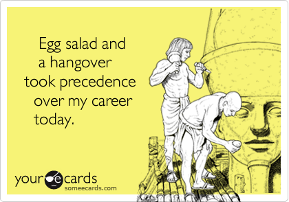 Egg salad and