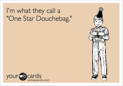 I'm what they call a 