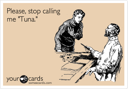 Please, stop calling