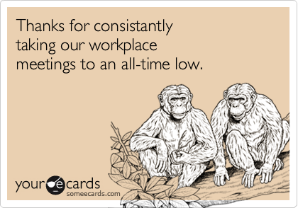 Thanks for consistantly