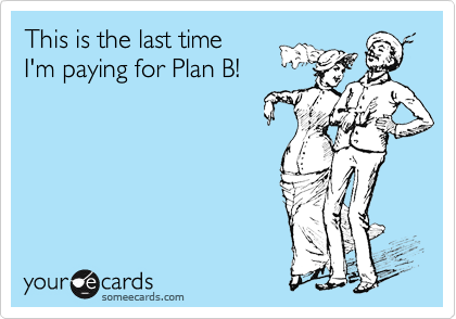 This is the last time