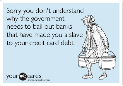 Sorry you don't understand