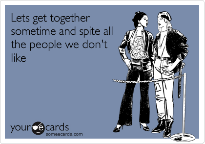 Lets get together