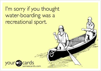 I'm sorry if you thought