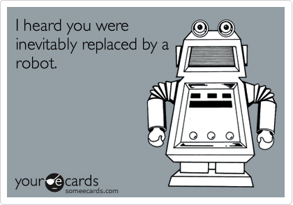 I heard you were