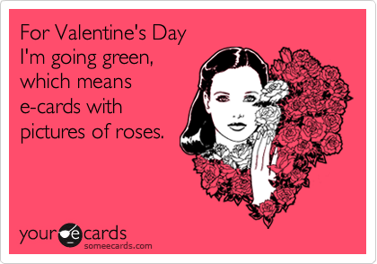 For Valentine's Day