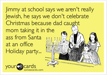 Do Jews Celebrate Christmas.Jimmy At School Says We Aren T Really Jewish He Says We Don