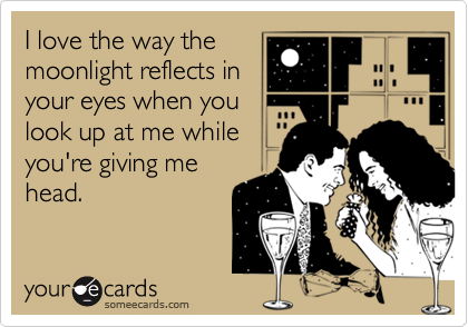 I love the way the