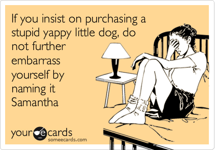 If you insist on purchasing a
