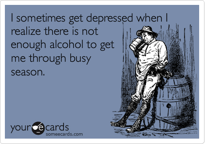 I sometimes get depressed when I