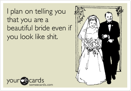 I plan on telling you