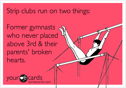 Strip clubs run on two things: