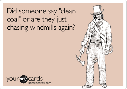 "Did someone say ""clean