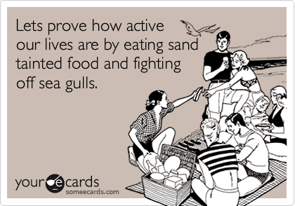 Lets prove how active 