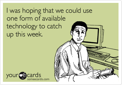 I was hoping that we could use 