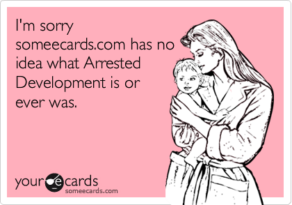 I'm sorry