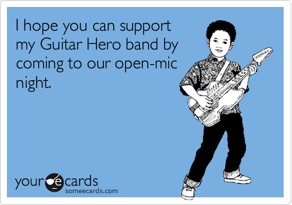 I hope you can support