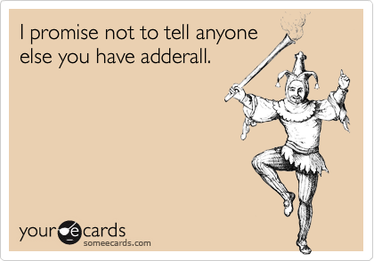 I promise not to tell anyone