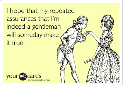 I hope that my repeated