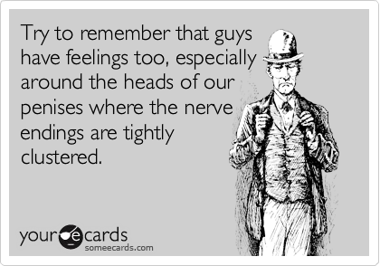 Try to remember that guys