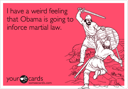 I have a weird feeling