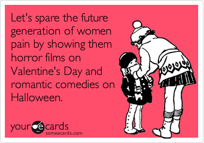 Let's spare the future