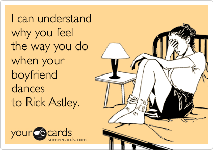 I can understand