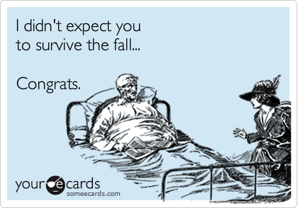 I didn't expect you